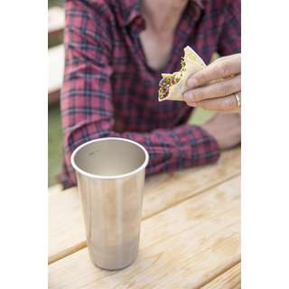 Klean Kanteen Pint Cup 592 ml Brushed Stainless